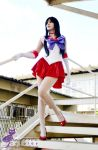 Sailor Mars by GrasieFink
