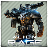 Alien Rage - Icon by Dr-182