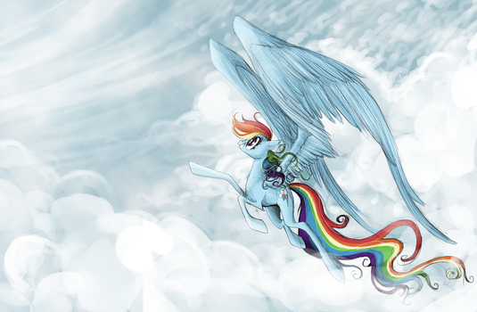 Clouds by NastyLady