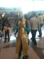 NYCC 2012 - Sin Cara Cosplay by DestinyDecade