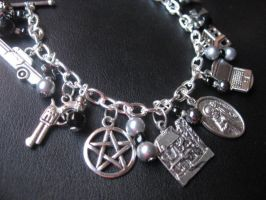 Supernatural Mojo Bracelet by SpellsNSpooks