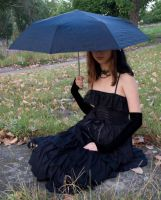 Lady Dark 47 by Noree-stock