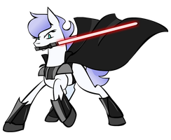 Prince Vader by CrownePrince