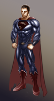 Man of Steel part5 by Yenga