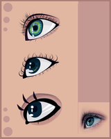 Eyes by elicoronel16