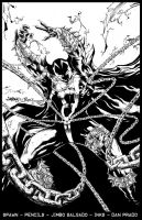 Spawn by Salgado and Prado by PradoInkworks
