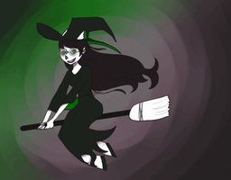 Witchy Jade by Schakerin