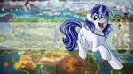 Equestria, The Land I Love Youtube Art by VocalScorePony