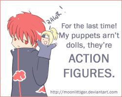 Sasori- Not dolls by Calvariae