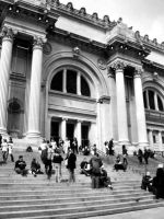 Steps of the Met by stitch52481