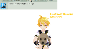 Question 242 by AskLenKagamine02
