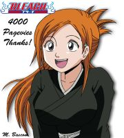 Shinigami Orihime - 4K by crosscutter