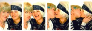 Soul and Maka Photobooth by YueCos