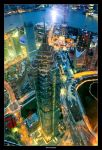 Above Shanghai by TimeCone
