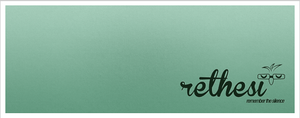 Animation Banner top Website Rethesi by remember-the-silence