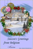 Holiday Card Project dA2 by Antares2