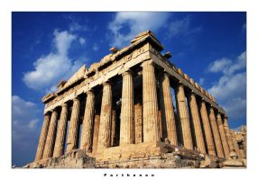 Parthenon by enci