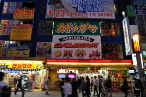 Streets of Akiba 2 by Otone