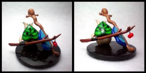 Zelda Mini Makar Figure by stevoluvmunchkin