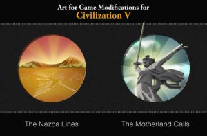 Civilization 5 Icons No.1 by sukritact