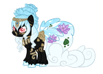 Egyptian waterfaller adopt (Closed) by Azdopts