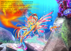Fire of Sirenix by Galistar07water