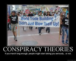 Conspiracy Theories by Mexicano27