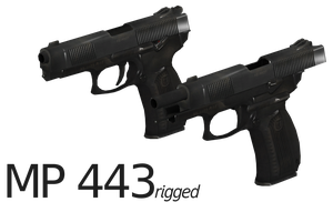MP 443 - Rigged by ProgammerNetwork