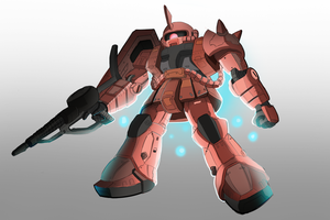 Zaku by ultimatemaverickx