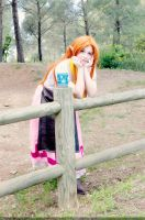 Malon - Legend of Zelda: Ocarina of Time by Chi-Sweet-Home