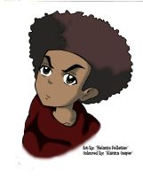 Huey Freeman by ZimLover