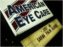 American Eye Care by LadyLuck89
