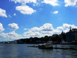 Stockholm by IronMantis