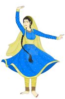 Indian Dance Forms 3:Kathak by Madhuchhanda