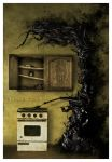 Antichrist In The Kitchen by IreneLangholm