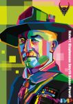Robert Stephenson Smyth Baden Powell by penisantoso