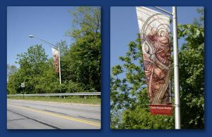 13 foot banner by dehydrated1