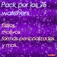 Pack by aracelly002