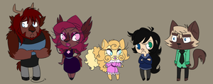 AC CHEEBS by Onjiboo