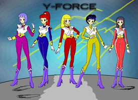 Y-Force The Anvil Corps by KiteBoy1