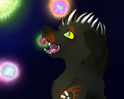Merry New Year! :D by wwolf5