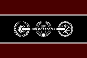 Belt Alliance flag by 1Wyrmshadow1