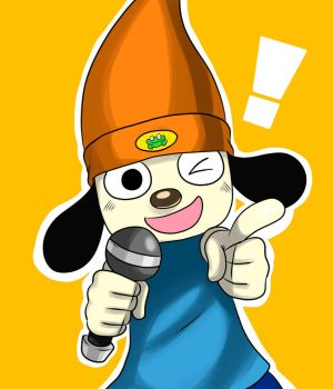 Parappa by ss2sonic