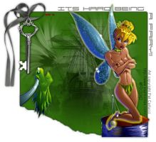 Tinkerbell- Fantasy Fairy by daydream--believer