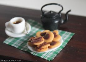 Biscuits by Worlds-in-Miniature