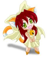 Catgirl Mascot piccy by jesschan