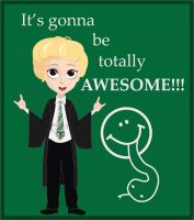 Draco is Totally Awsome by dgravelle
