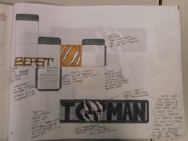 Topman/ Topshop Project by GHussain