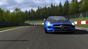 SLS on the Ring by yago174