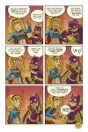 Supergirl Batgirl Comic 2 by mikemaihack